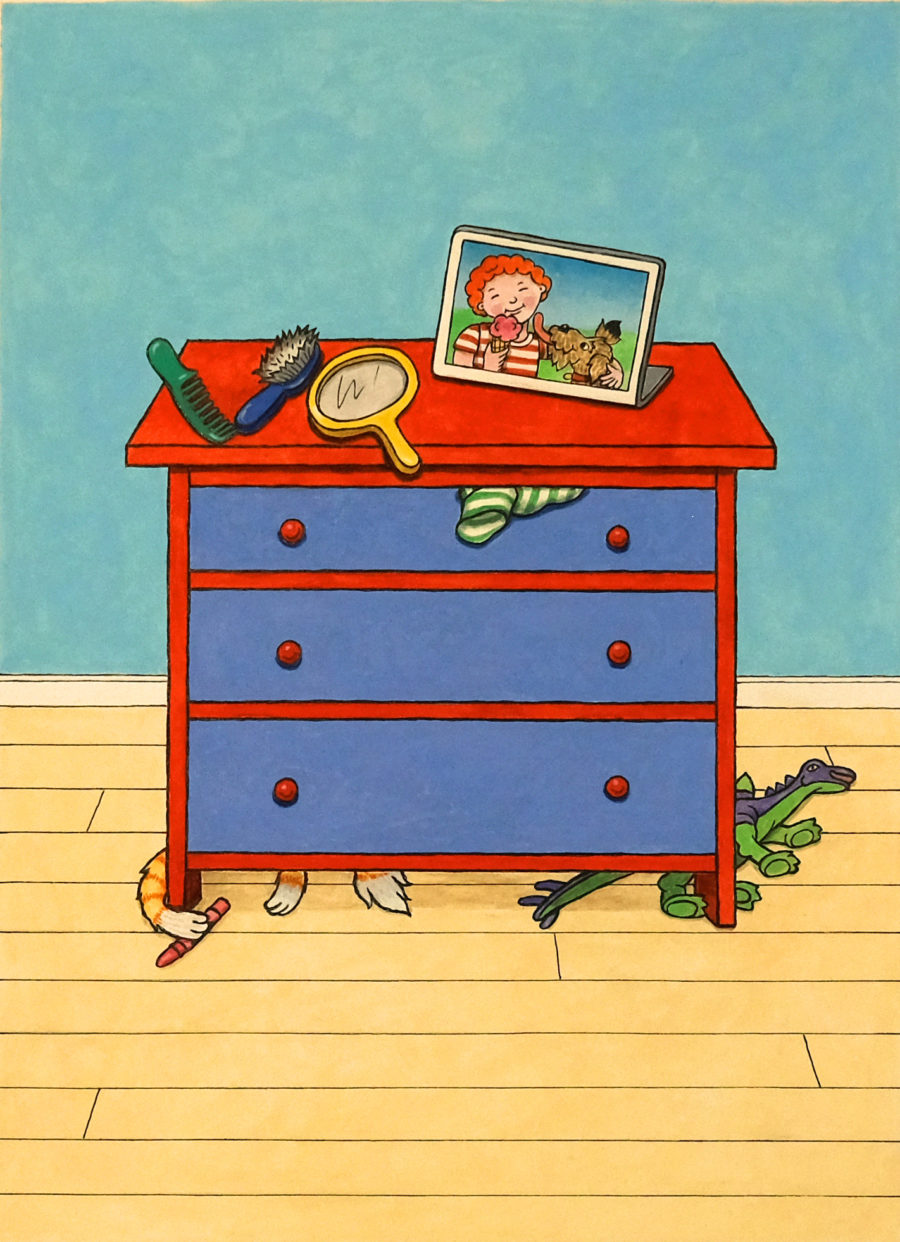 My Chest of Drawers